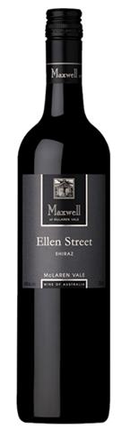 Picture of Maxwell-Ellen Street-Shiraz-2000-750mL