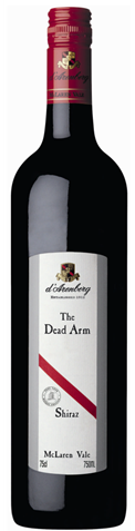 Picture of d'Arenberg The Dead Arm Shiraz 2002 750mL