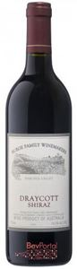 Picture of Burge Family Winemakers Draycott Shiraz 2003 750mL