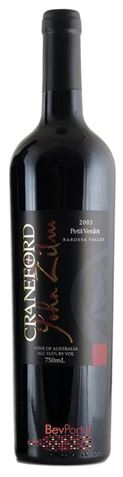 Picture of Craneford-John Zilm-Petit Verdot-2003-750mL
