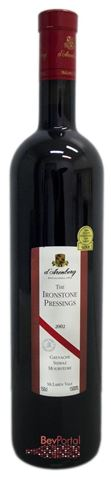 Picture of d'Arenberg-The Ironstone Pressings-Grenache Shiraz Mourvedre-2002-1.5L