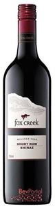 Picture of Fox Creek Short Row Shiraz 2002 750mL