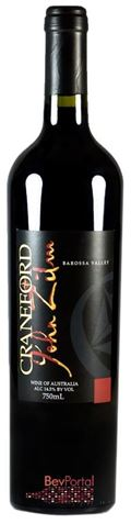 Picture of Craneford-John Zilm-Shiraz-2004-750mL