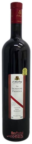 Picture of d'Arenberg The Ironstone Pressings Grenache Shiraz Mourvedre 2003 1.5L