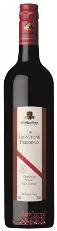 Picture of d'Arenberg-The Ironstone Pressings-Grenache Shiraz Mourvedre-1995-750mL