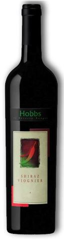 Picture of Hobbs-Of Barossa Ranges-Shiraz Viognier-2004-1.5L