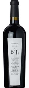 Picture of Branson Coach House Greenock Block Shiraz 2004 750mL