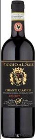 Picture of Piccini-Poggio al Sale Chianti Classico Riserva DOCG-Cabernet Sauvignon-2011-750mL