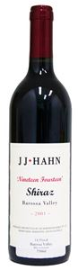 Picture of JJ Hahn-1914 Block-Shiraz-2001-750mL