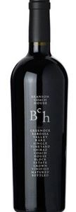 Picture of Branson Coach House-Coach House Block-Shiraz-2004-750mL