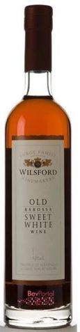 Picture of Burge Family Winemakers Wilsford Old Sweet White Muscadelle NV 500mL