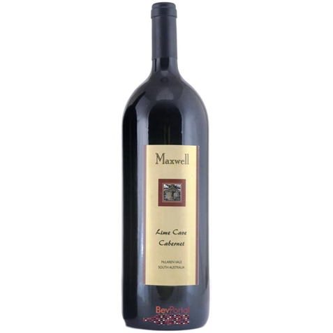 Picture of Maxwell-Lime Cave-Cabernet Sauvignon-2001-750mL