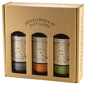 Picture of Seppeltsfield Rd Distillers-SRD Gift Pack-Gin-NV-200mL