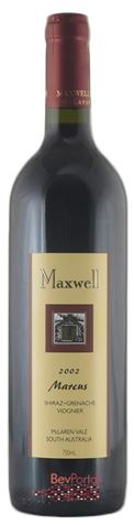 Picture of Maxwell-Marcus-Shiraz Grenache Viognier-2002-750mL