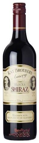 Picture of Kay Brothers Amery Block Six Shiraz 2003 750mL